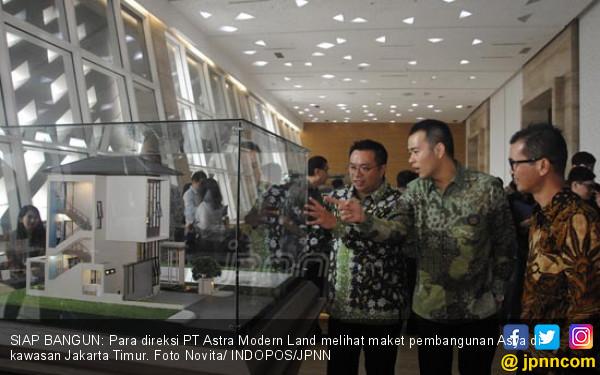 Astra Modern Land Bangun Hunian Unik di Tepi Danau - JPNN.COM