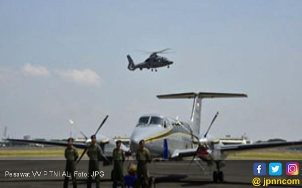 TNI AL Kini Punya Pesawat Angkut VVIP - JPNN.COM