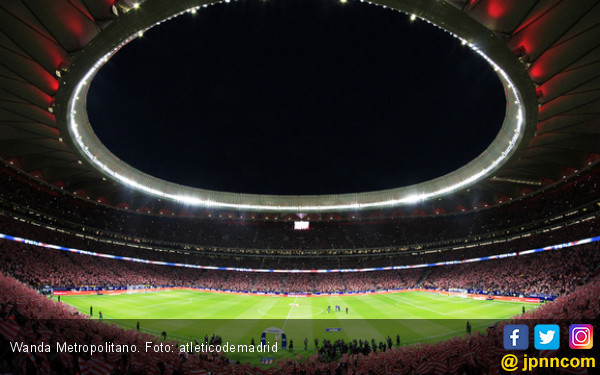 Real Madrid Berencana Pindah ke Kandang Atletico - JPNN.com