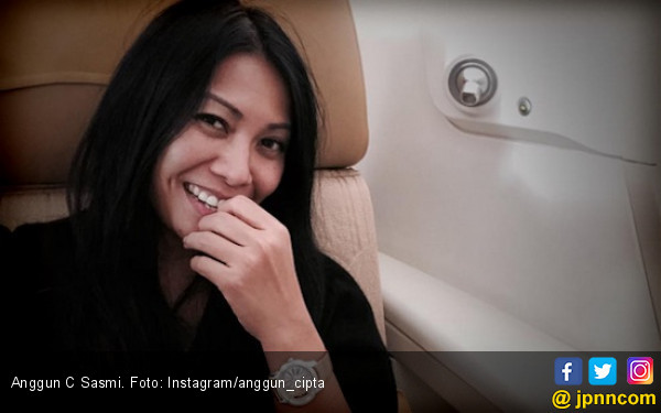 Anggun C Sasmi: Saya Dibilang Jangan Mengaku-ngaku Orang Indonesia - JPNN.com