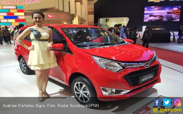 Gusur Xenia, Daihatsu Sigra Mobil Terlaris di Indonesia - JPNN.COM