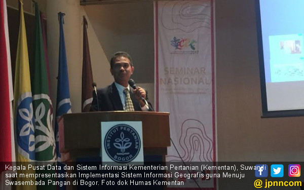 Penerapan Teknologi Percepat Swasembada Pangan - JPNN.COM