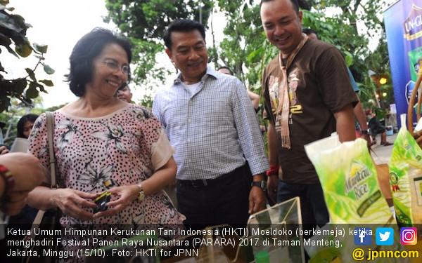 Moeldoko Dorong Kalangan Muda Mau Bertani dengan Teknologi ...