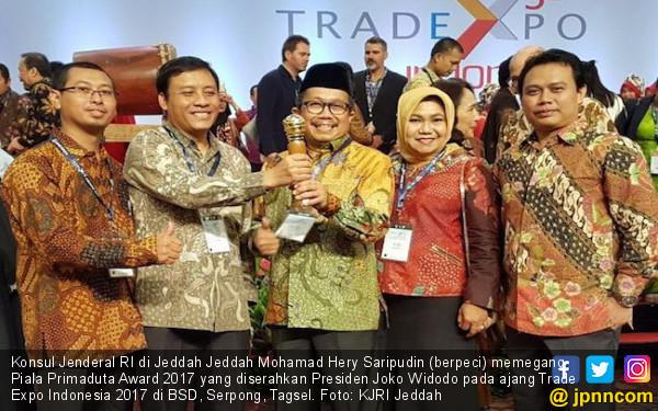 KJRI Jeddah Terus Cari Peluang Pasar Produk Ekspor Indonesia - JPNN.COM