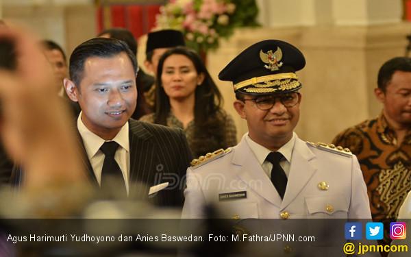 Jika Anies - AHY Bersatu, Oposisi Pasti Merapat - JPNN.COM