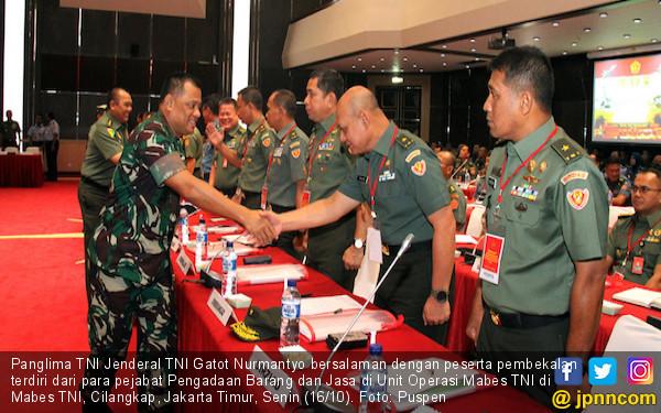 INGAT! Tutup Celah Korupsi di Lingkungan TNI - JPNN.COM