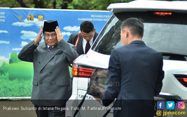 HUT ke 10, Gerindra Kukuh Usung Prabowo Subianto jadi Capres - JPNN.COM