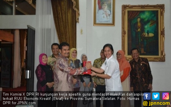 Pengembangan Ekraf Harus Tingkatkan Kesejahteraan Rakyat - JPNN.COM