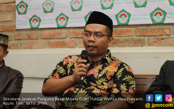 Soal Yerusalem, Hery Haryanto Azumi Dukung Sikap Jokowi - JPNN.COM