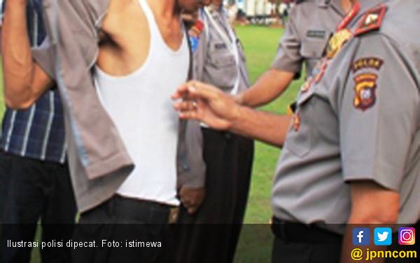 Bikin Malu Polri, 8 Polisi Berpangkat Brigadir Dipecat dengan Tidak Hormat - JPNN.com