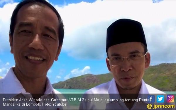 Survei Terbaru: Zainul Majdi Kalahkan Jokowi untuk Hal Ini - JPNN.COM