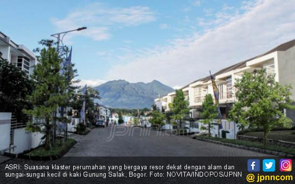 Perumahan Royal Tajur Tawarkan Pemandangan Gunung Salak - JPNN.COM