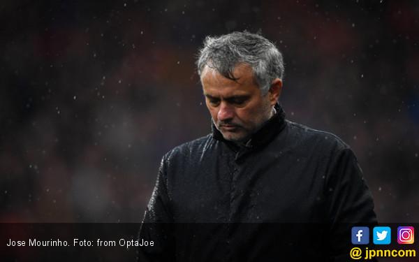 Mourinho Kecewa dengan Penampilan Pemain MU - JPNN.COM