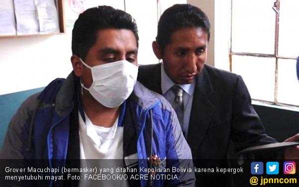 Gendeng, Perawat Kepergok Berindehoi dengan Mayat - JPNN.com