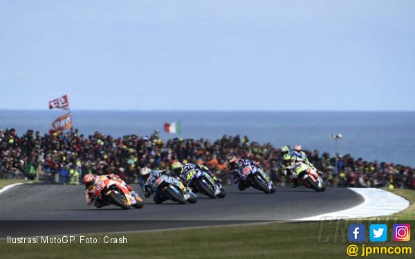 Indonesia Gagal jadi Tuan Rumah MotoGP 2018 - JPNN.com