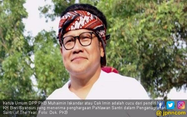 Dukung Jokowi-Cak Imin demi Pembangunan Indonesia Timur - JPNN.COM