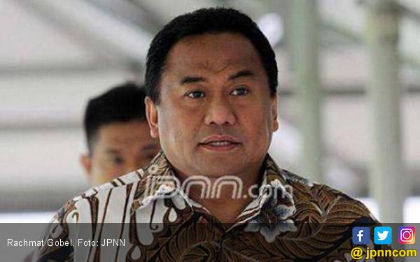 Nyaleg, Rachmad Gobel Selalu Ingat Pesan Ayahanda - JPNN.COM
