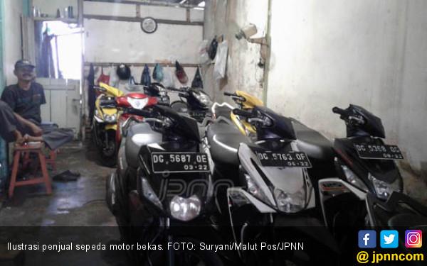 Penjualan Sepeda Motor Bekas Turun Tajam, Yamaha Terlaris - JPNN.COM