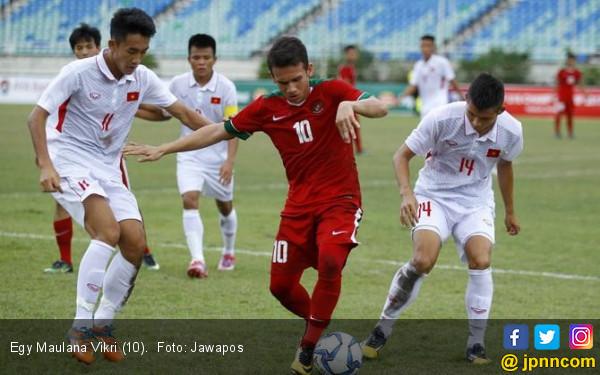 Egy Siap Main 90 Menit Lawan Malaysia - JPNN.COM
