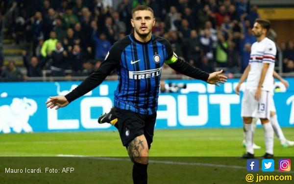 Moncer di Liga Champions, Bomber Inter Ingin Hancurkan SPAL - JPNN.COM