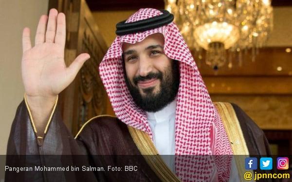 Pangeran Mohammed Dukung Israel, Anak Osama bin Laden Geram - JPNN.com