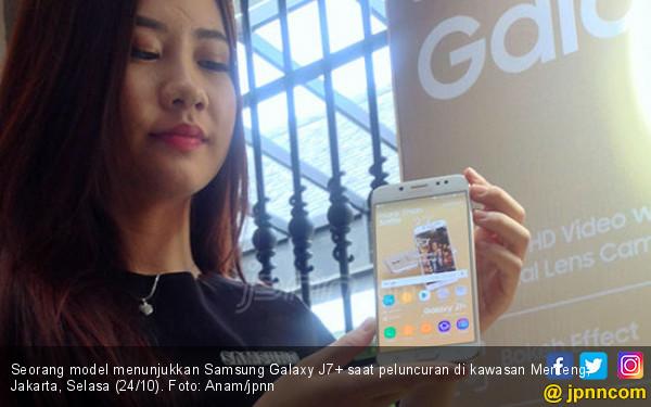 Samsung Galaxy J7+ Beri Kejutan Baru - JPNN.COM