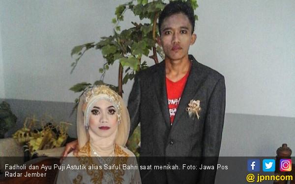 Nikah Sesama Pria: Saiful Memang Cantik, Kerap Beli Pembalut - JPNN.COM