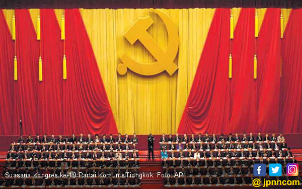 Sadis! Partai Komunis Tiongkok Sikat Ribuan Pejabat Hedonis - JPNN.com