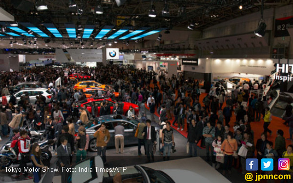 Perang Kei Car di Tokyo Motor Show - JPNN.COM