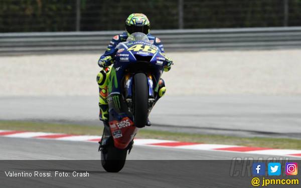 Rossi Dikabarkan Pensiun, Johann Zarco Jadi Pengganti - JPNN.COM