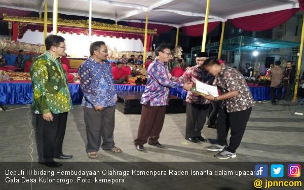 Gala Desa di Kulonprogro Diakhiri Penampilan Wayang Kulit - JPNN.COM