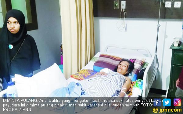 Astaga, RSUD Pulangkan Paksa Pasien Kanker Payudara - JPNN.COM