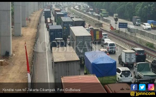 Ini 4 Tantangan Pembangunan Ruas Jakarta-Cikampek - JPNN.COM