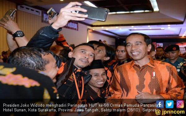 Japto Temui Jokowi, PP Tetap Netral di Pilpres - JPNN.com