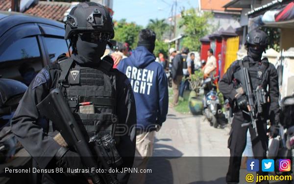Densus 88 Tembak Mati Teroris di Asahan?  - JPNN.COM