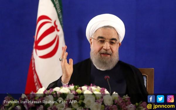 Presiden Iran Rouhani Haramkan Penggunaan Teknologi Buatan Israel - JPNN.com