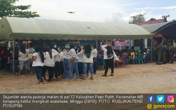 Lokalisasi Ditutup, PSK Bingung Cari Pekerjaan - JPNN.COM