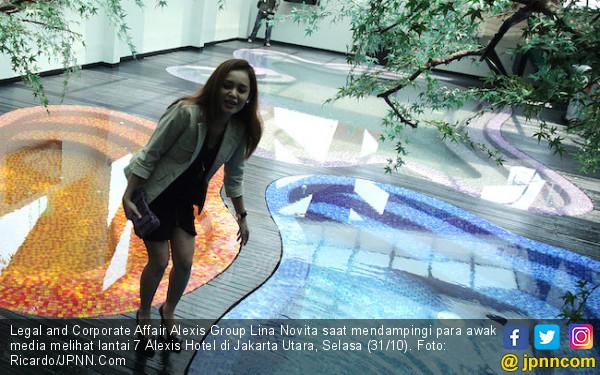 Hmmm, Beginilah Jeroan 'Surga' di Lantai 7 Alexis Hotel - JPNN.COM