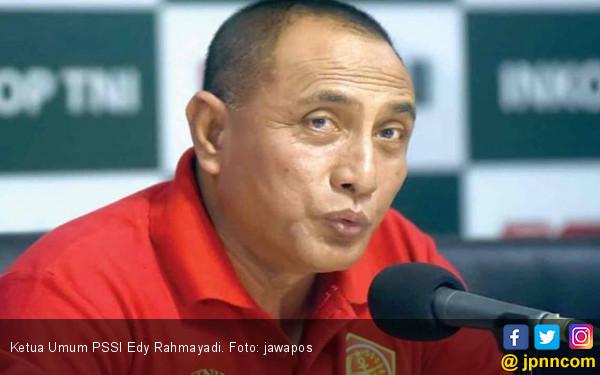 Edy Rahmayadi Mengundurkan Diri, Disambut Takbir dan Tepuk Tangan - JPNN.com
