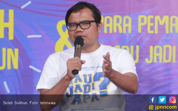 Soleh Solihun Bangga Perankan Sosok Iskak - JPNN.COM