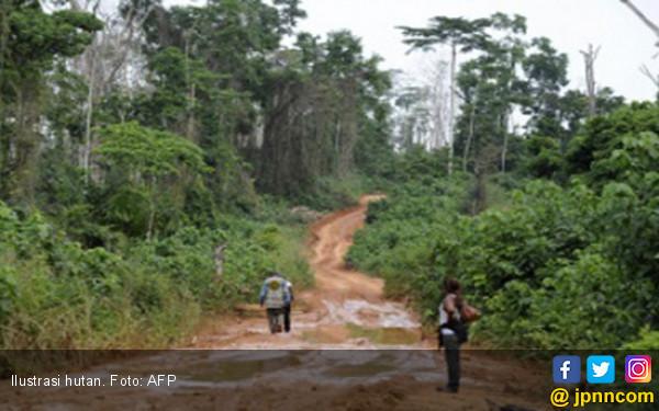 Gempar, Pelajar SMK Hilang di Hutan - JPNN.COM