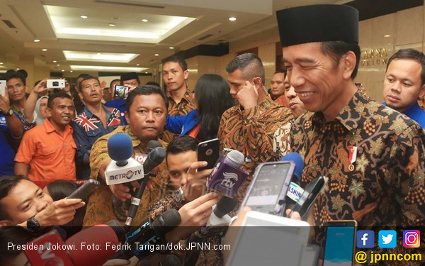 Presiden Jokowi Ajukan Calon Tunggal ke DPR - JPNN.com