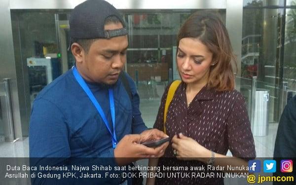 Najwa Shihab Ingin Segera ke Perbatasan - JPNN.COM