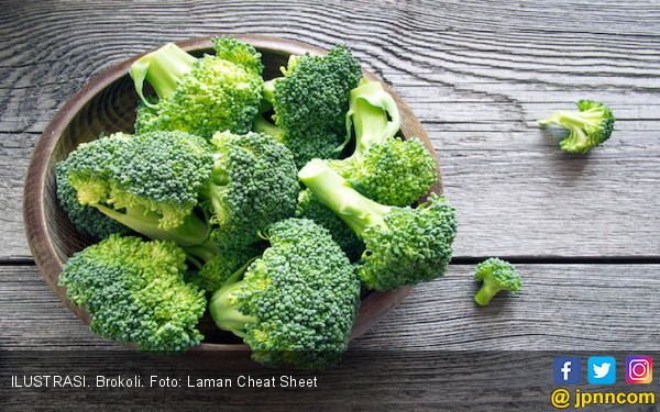 Manfaat Brokoli untuk Penderita Asam Urat