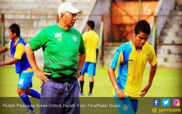 Hanafi Tinggalkan Persegres Gresik United - JPNN.COM