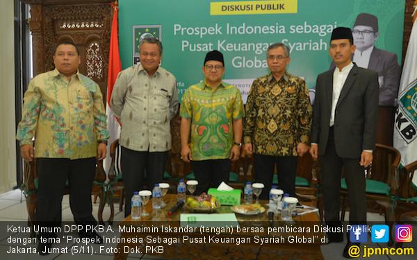 Keuangan Syariah Jadi Solusi Utama Pembiayaan Pembangunan RI - JPNN.COM