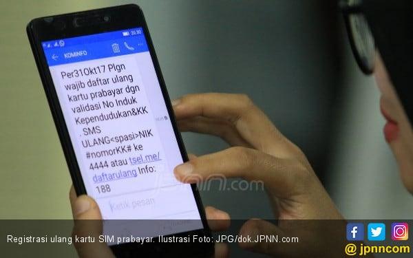 Registrasi Ulang Kartu Prabayar Bisa pakai KK Orang Lain? - JPNN.COM