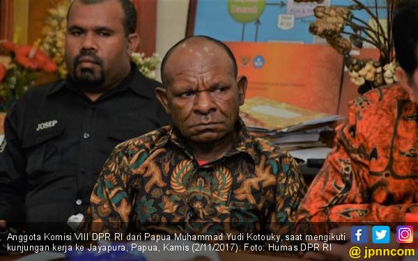 Putra Papua Butuh Dukungan Pemerintah Bangun Daerahnya - JPNN.COM