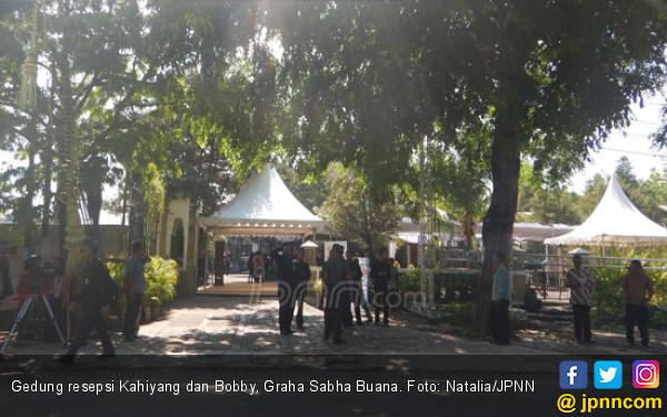 Luhut Pantau Langsung Gladi Bersih Pernikahan Kahiyang - JPNN.COM