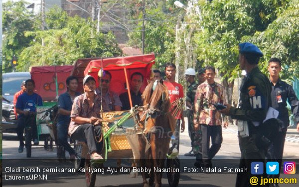 4.500 Personel TNI-Polri Amankan Resepsi Kahiyang-Bobby - JPNN.COM